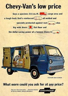 83 best chevrolet van images on pinterest chevrolet van car stuff chevrolet van 1966 my first tow van with a army surplus bunk bolted to the fandeluxe Image collections