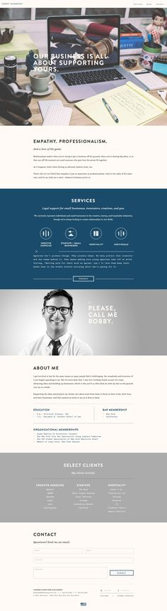 Robert Weinberger Lawyer Website Design #lawyerwebsites #lawfirmwebsite #lawyer…