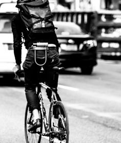 Street style cycling
