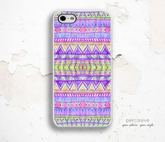 Pastel Tribal iPhone 5 Case iPhone 5C Case iPhone 6 by Percasive