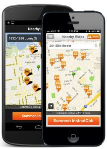 Y Combinator-Backed InstantCab Provides A Hybrid Alternative To Ride-Sharing And Taxi Apps