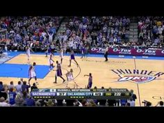 Russell Westbrook's NASTY alley-oop from Kevin Durant  4-13-12