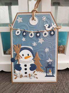 Wall Christmas Tree, Christmas Cards To Make, Christmas Gift Tags, Xmas Cards, Christmas Decorations, Hand Made Greeting Cards, Greeting Cards Handmade, Creative Gift Wrapping, Creative Cards