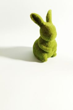 Wouldn't this little turf rabbit look cute next to your EasyTurf lawn?