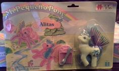 My Little Pony Vintage Argentina Alitas Windy Wing RARE Cool Breeze 84 | eBay