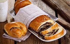 Austrian Food, Austrian Recipes, Hot Dog Buns, Hot Dogs, Tortilla, Poppy, Vegan, Desserts, Poppy Seed Recipes