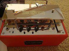 Fulltone TTE Custom Tube Tape Echo Space Echo, Music Machine, Guitar Art, Pedalboard, Guitar Pedals, Down South, Vintage Guitars, Box Art, Tape