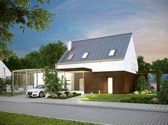 Casă de vis sustenabilă si economică in suprafată de 107 m²