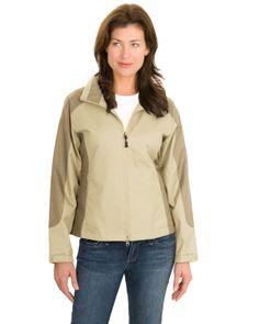 Ladies Endeavor Jacket - Buy discount port authority ladies endeavor jacket at Gotapparel.com