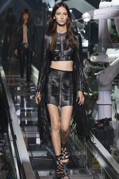 Philipp Plein Spring 2016 Ready-to-Wear Fashion Show - Waleska Gorczevski