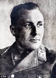 Adolf Hitler ordered his private secretary, Martin Bormann, to bury a hoard of ill-gotten bullion somewhere in the Bavarian hills during the last days of the Nazis.