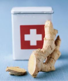 Soothe blisters and burns by applying fresh ginger juice directly to the sore spots.