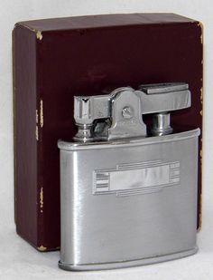 Vintage Ronson Standard Cigarette Lighter, Made In USA