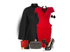 Prep 101-Put on your red dress
