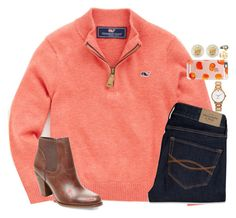 """Chrīstus est Rex Regnum"" by emmig02 ❤ liked on Polyvore featuring Vineyard Vines, Steven by Steve Madden, Abercrombie & Fitch, Kate Spade, Casetify, Tory Burch, Jennifer Zeuner and David Yurman"