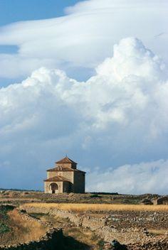 Mosqueruela. Teruel (Spain). Ermita de san Lamberto.