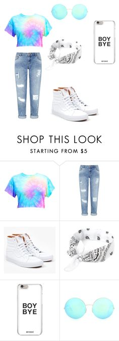 """""""Boy Bye"""" by jonelle2003 on Polyvore featuring Miss Selfridge, Vans and Victoria Beckham"""