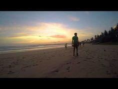 Sunset in Sri Lanka - timelapse Beauty Around The World, Around The Worlds, Amazing Places, Sri Lanka, The Good Place, Celestial, Sunset, Landscape, Beach