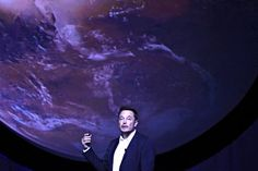 Elon Musk Set to Update His Plans for Colonizing Mars