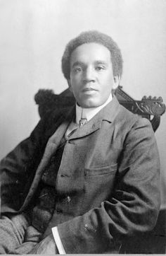 Samuel Coleridge Taylor = DOB 15/8/1875 died 1st September 1912 aged 37.