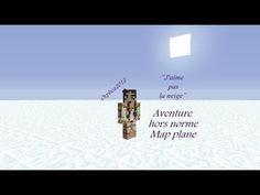 Minecraft   Ep 17   Aventure map plane Neige   Survie   golem me tue
