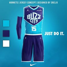 c02ddac3fcf2 Regrann from - Regrann from - Charlotte Hornets jersey concept Nike ad