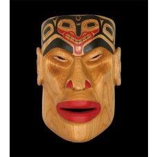 John Wilson ( Haida ) - In Honour of the Killerwhale Mask Tribal Makeup, John Wilson, Native American Artwork, Masks Art, American Traditional, Indigenous Art, Native Art, Art Themes, First Nations