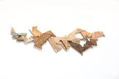 MARTIN VIECENS | Sculptural object |  Recycled wood | Assemblies | 50x150cm Recycled Wood, Recycling, Stud Earrings, Sculpture, Salvaged Wood, Objects, Stud Earring, Sculptures, Sculpting