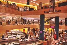 Livraria Cultura, bookstore in Sao Paulo