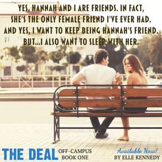 Resultado de imagen de the deal off the campus