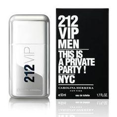 free sample of 212 VIP Fragrance for Men