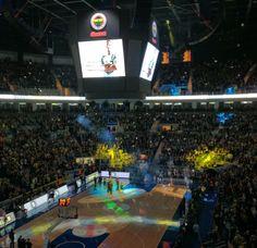 Fenerbahçe Ulker Arena - Istanbul