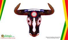 Máscara de Torito Negro, Carnaval de Barranquilla Pruning Shears, Garden Tools, Animals, Carnival, Barranquilla, Mascaras, Hand Made, Venice, Eyes