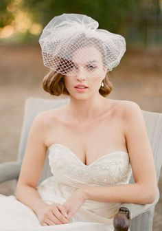 Easy Wedding Hairstyles With Veil