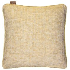 Add some style and colour to your home with this fabulous Winchester Cushion. Four colours available: Blush, Grey, Ochre, Natural - B&M Stores. Cushions On Sofa, Throw Pillows, Room Colors, Colours, Living Room Color Schemes, Winchester, Blush, Snug, Style