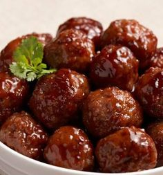 Welcome to November! Venison Meatballs