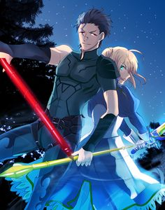 Fate zero one of the greatest shows ever