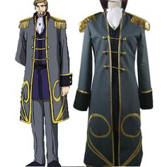 Costumes & Accessories Nice Cosplaydiy Free Shipping Customized Code Geass Schneizel El Britannia Cosplay Costume Anime Cosplay Costume