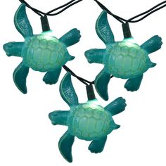 You will be shell shocked when you see our Sea Turtle party string lights. These turtle novelty string lights have 10 teal sea turtle light covers with 10 clear mini lights on an foot party light strand with a green wire. My New Room, My Room, Sea Turtle Pictures, Hamptons Decor, Turtle Gifts, Turtle Jewelry, Under The Sea Theme, Indoor String Lights, Turtle Love