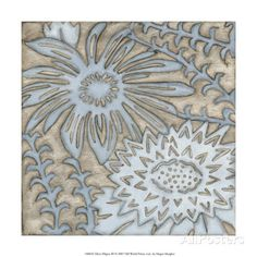 Silver Filigree III Giclee Print by Megan Meagher at AllPosters.com