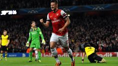 Arsenal frontman Olivier Giroud has insisted he has no qualms with the club's current busy schedule and is simply enjoying his football with the Premier League frontrunners. #Arsenal #Football #PremierLeague #dafasports