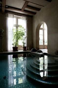 In- House Pool, Netherlands