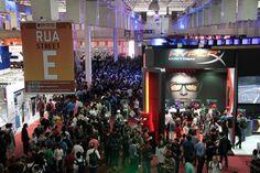Brasil Game Show é a maior feira de games da América Latina