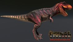 here's a skin requested me about a week ago,and has been IP for all that time due to my mouse problem and homework. Primal Carnage, Dinosaur Games, Prehistoric Animals, Jurassic Park, Godzilla, Mammals, Beast, Video Games, Horror