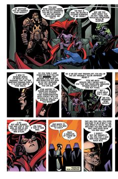 Preview: Inhuman #5, Page 2 of 3 - Comic Book Resources
