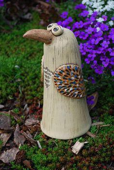 D1, Cement, Garden Art, Arts And Crafts, Pottery, Clay, Birds, Animals, Design