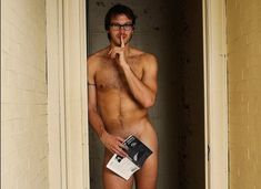 It Gets better Project finds support in Male Librarian Pin-Up calendar.