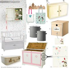 #kinderkamer #opruimen #tips | blog kinderkamerstylist.nl