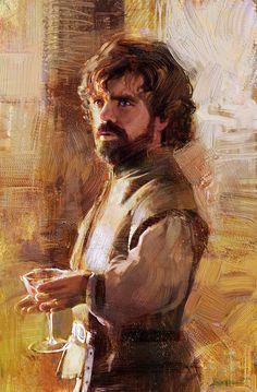 """tyrion lannister"" | richard foo"