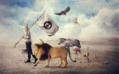 Advanced collage tricks - Tutorials - Digital Arts